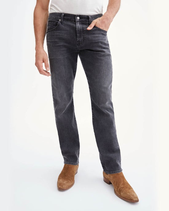 7 For All Mankind Airweft Straight in Freeman