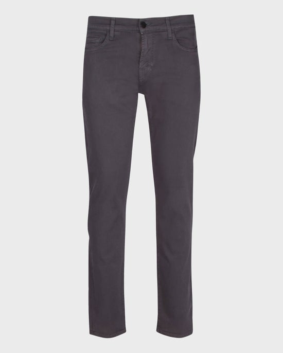 7 For All Mankind Luxe Sport Paxtyn Skinny in Gunmetal