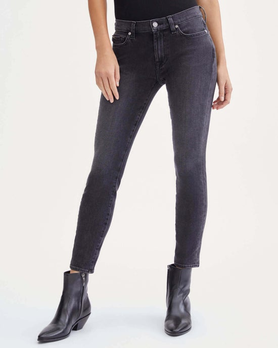 7 For All Mankind Slim Illusion Skinny in Canyon Boulevard