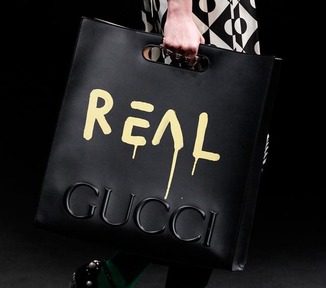 Gucci Statement Totes