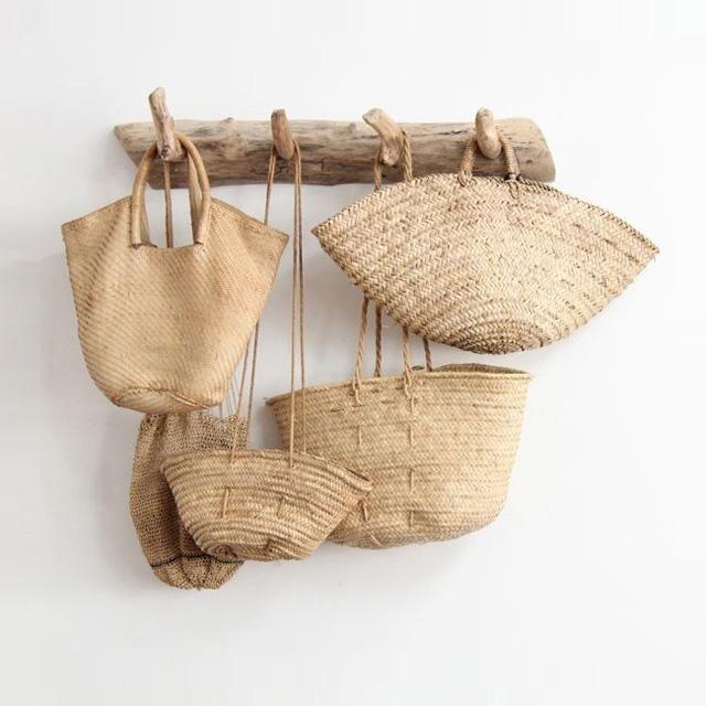 Trendy Straw Bags