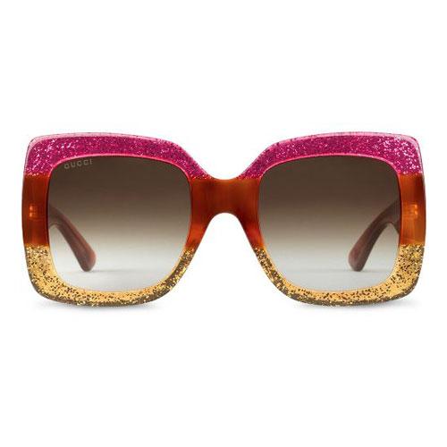 """Gucci Women's Sunglasses """"Square GG"""""""