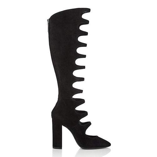 """Saint Laurent Boots """"Open Strap"""""""