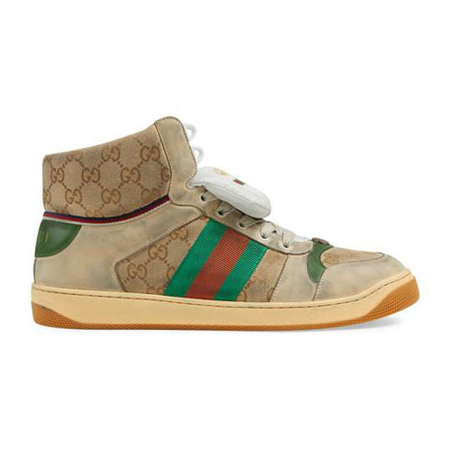 "Gucci Men's Sneakers ""Screener GG"""