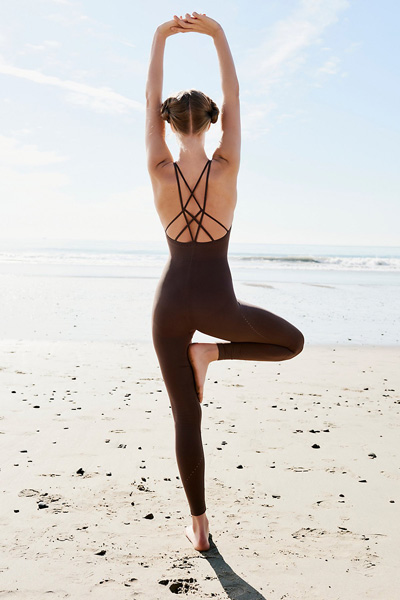Free People FP Movement Workout Bodysuit
