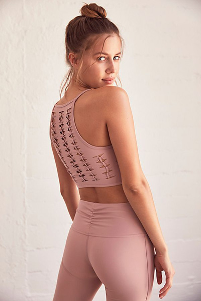 Free People FP Movement Revelation Workout Crop Top