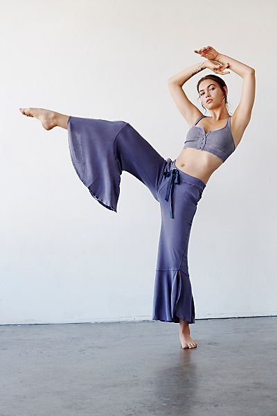"""Free People Workout Pant """"Sweet Flow"""" FP Movement Dance"""