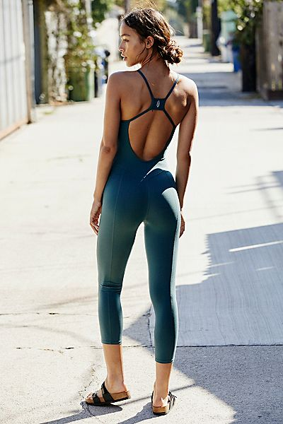 "FP Movement Workout Bodysuit ""Side To Side Onesie"""