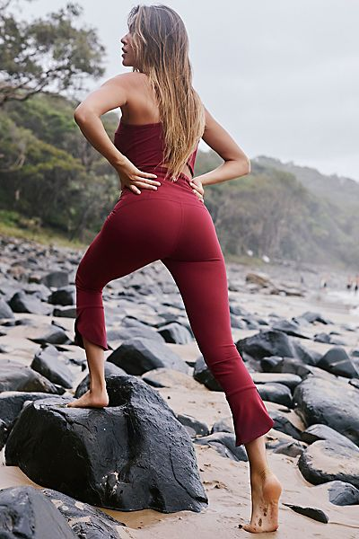 """Free People Workout Leggings """"Meant To Be"""""""