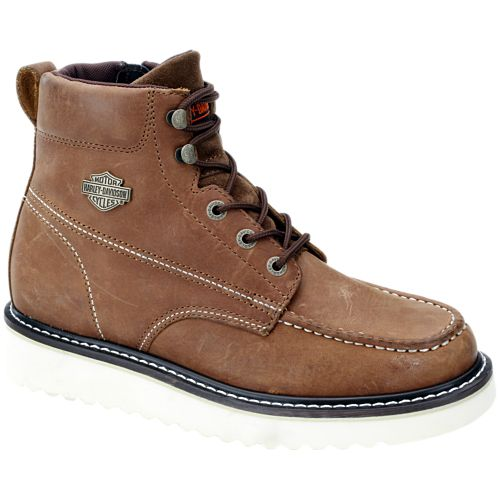 Harley-Davidson - Beau - Men's Boots in Brown
