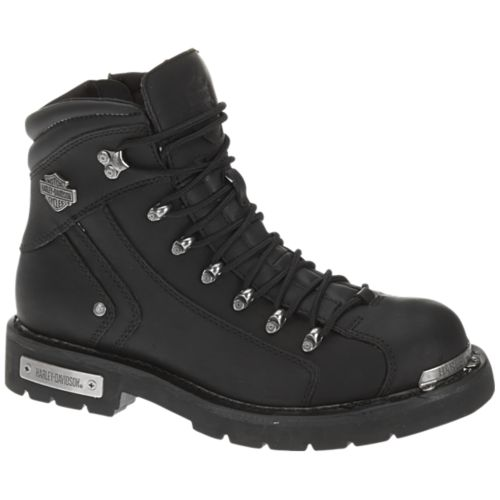 Harley-Davidson - Electron - Men's Boots in Black