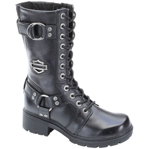 Harley-Davidson - Eda - Women's Boots in Black