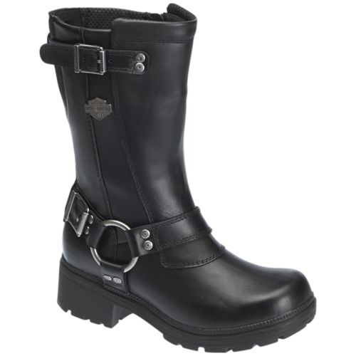 Harley-Davidson - Derringer - Women's Boots in Black