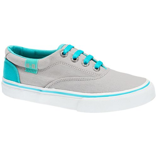 Harley-Davidson - Layton - Women's Shoes in Grey / Teal