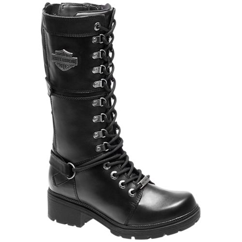 Harley-Davidson - Harland - Women's Boots in Black