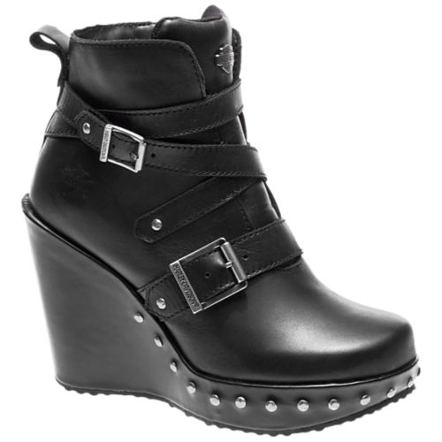 Harley-Davidson - Linley - Women's Boots in Black