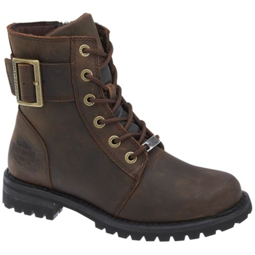 Harley-Davidson - Sylewood - Women's Boots in Brown