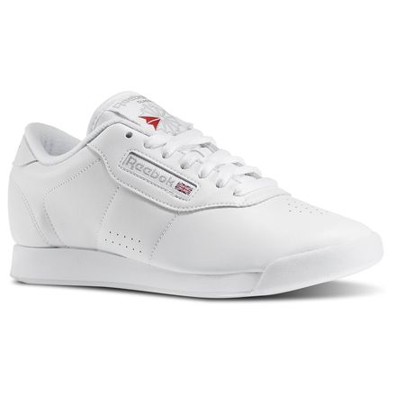 Reebok Princess Women's Fitness Shoes in White