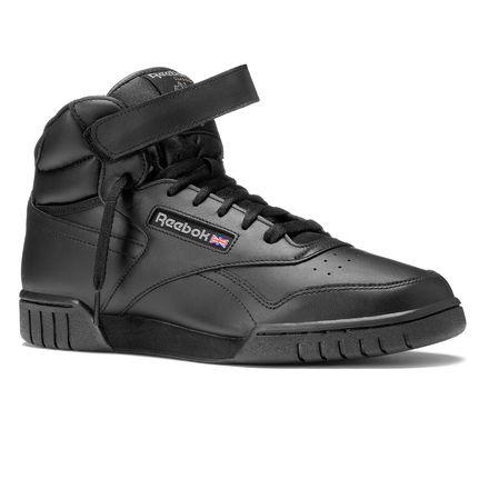 Reebok Ex-O-Fit Hi Men's Fitness Shoes in Black