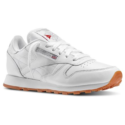 Reebok Classic Leather Women's White