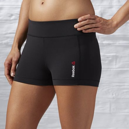 Reebok ONE Series Hot Shorts Women's Black