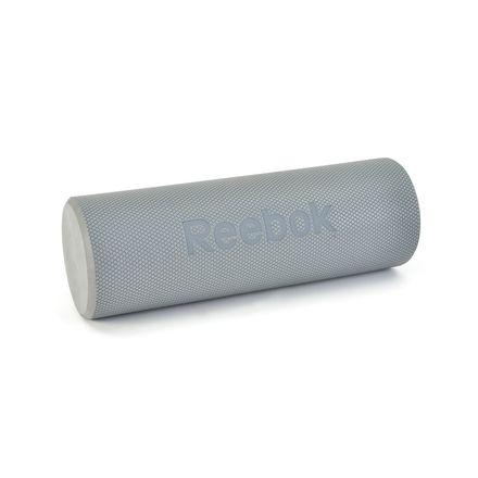 Reebok Short Round Foam Training Roller in Grey