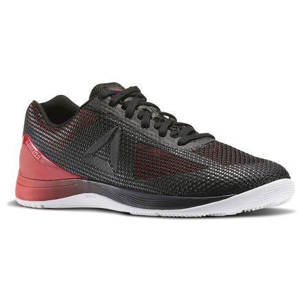 Reebok CrossFit Nano 7 Men's Training Shoes in Black / Primal Red / White / Lead