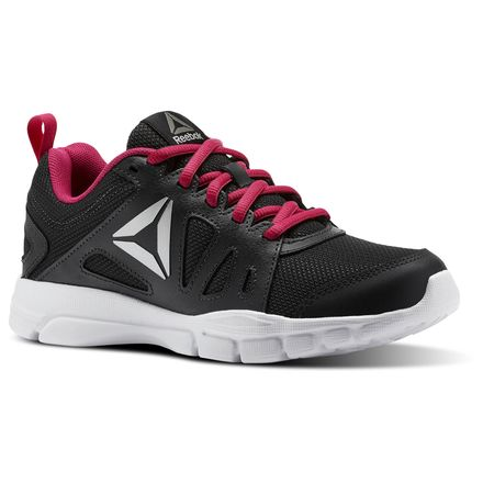 Reebok Trainfusion Nine 2.0 LMT Women's Training Shoes in Coal / Pink Craze / White / Pure Silver