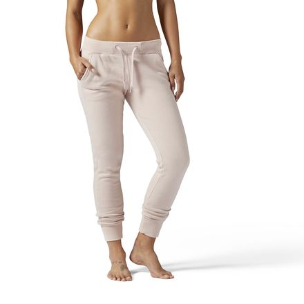 Reebok Classics Track Women's Casual Sweat Pant in Shell Pink