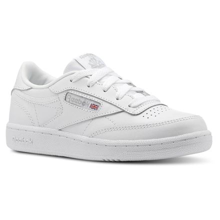 Reebok Club C Kids Tennis, Lifestyle Shoes in White