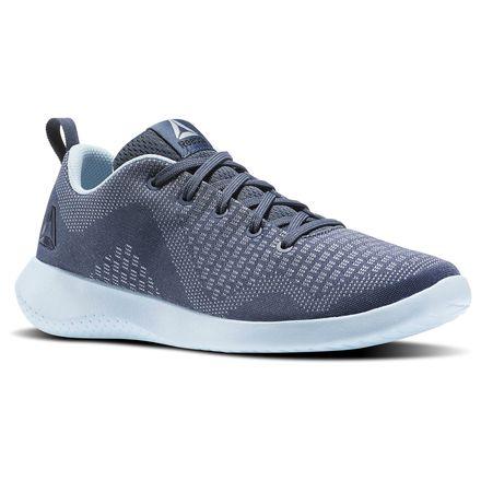 Reebok Esoterra DMX Lite Women's Walking Shoes in Smoky Indigo / Fresh Blue