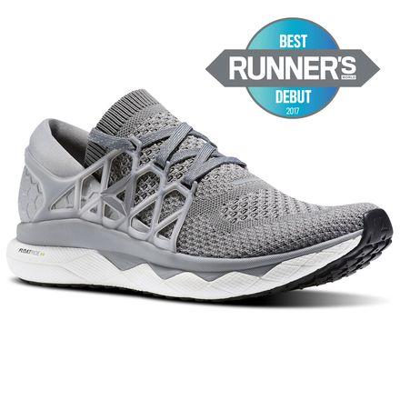 Reebok Floatride Run Nite Men's Running Shoes in Solid Grey / Asteroid Dust / White / Black / Silver