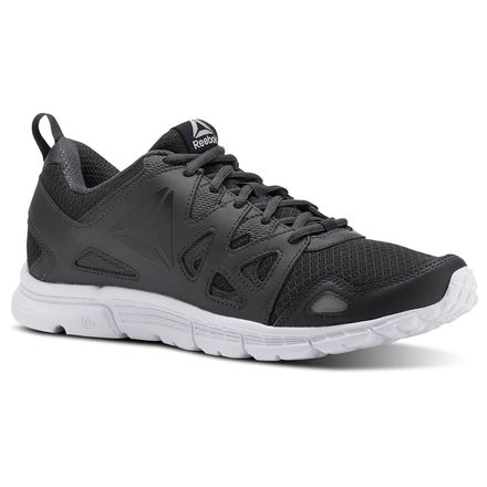 Reebok Run Supreme 3.0 MT Men's Running Shoes in Coal / Ash Grey / Silver / White