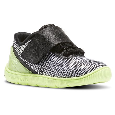 Reebok CrossFit Nano 7 - Infant & Toddler Training Shoes in Electric Flash / White / Black