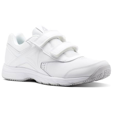 Reebok Work N Cushion 3.0 KC Men's Walking Shoes in White