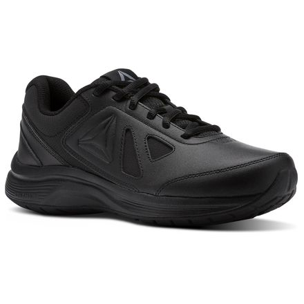 Reebok Walk Ultra 6 DMX Mac D Women's Walking Shoes in Black / Alloy