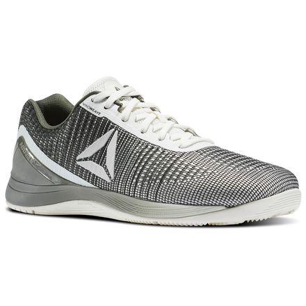 Reebok CrossFit Nano 7 Weave Men's Training Shoes in Chalk / Hunter Green