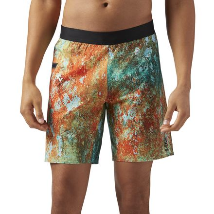 Reebok CrossFit Men's Training Speed Shorts in Turquoise