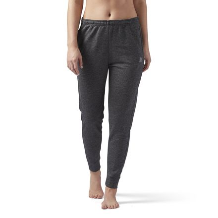 Reebok Women's Running Speedwick Cardio Jogger Pants in Dark Solid Grey