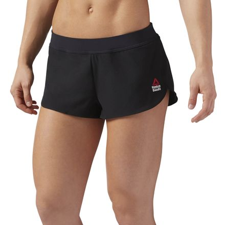 Reebok CrossFit Women's Training 2in Water Repellant Shorts in Black