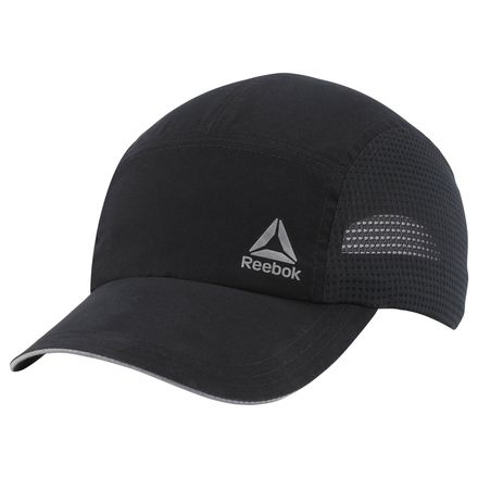 Reebok Running Performance Unisex Hat in Black