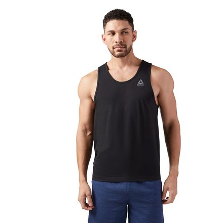 Reebok Classic Men's Training Tank Top in Black