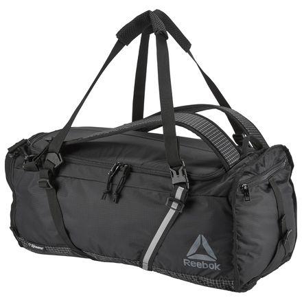 Reebok ACT PR Convertible Grip Bag 2.0 in Black