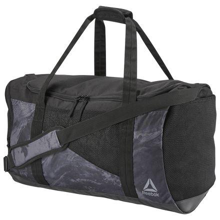 Reebok Combat Duffle Bag in Black