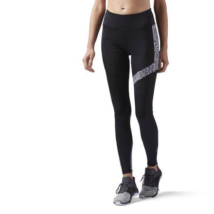 Reebok Running Essentials Legging Women's Tights in Black