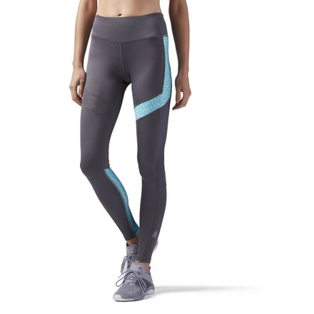 Reebok Running Essentials Legging Women's Tights in Ash Grey