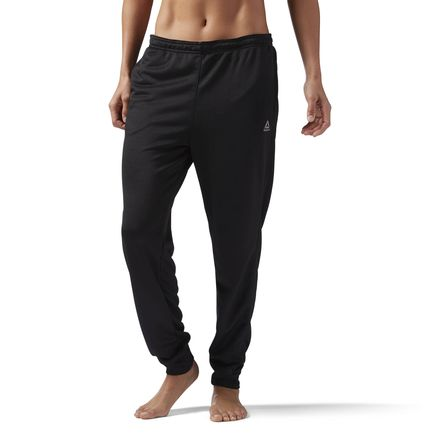 Reebok Speedwick Cardio Jogger Women's Running Sweatpants in Black