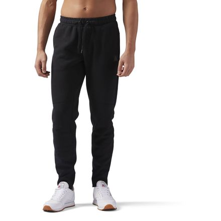 Reebok Training Supply Knit Jogger Men's Pants in Black