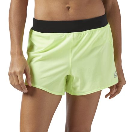 Reebok Woven 4 Inch Women's Training Shorts in Electric Flash