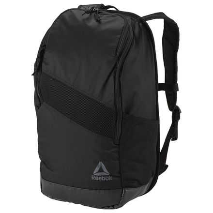 Reebok Shoe Storage Backpack in Black
